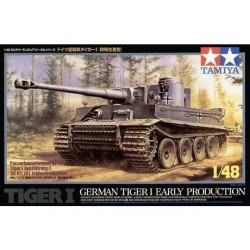 GERMAN EARLY TIGER 1  1/48