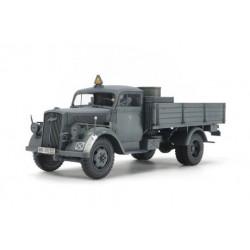 GERMAN 3TON 4X2 CARGO TRUCK 1/48