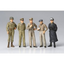 WWII FAMOUS GENERAL SET 1/48