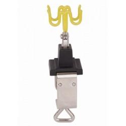 Airbrush tafelhouder voor max. 2 airbrushpistolen