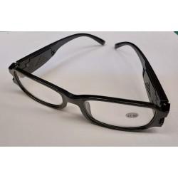 bril met 1.5 sterkte en LED licht