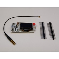 ESP32 long range WiFi, bluetooth, display