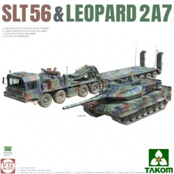SLT56 + LEOPARD 2A7 1/72