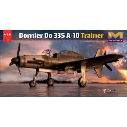 HK MODELS DORNIER DO 335 A-10 TRAINER 1/32