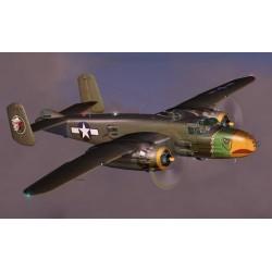 HK MODELS B-25J MITCHELL STRAFER 1/32