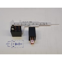 1xOM 40Ampere 12V relais