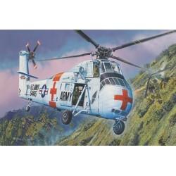 CH-34 US ARMY RESCUE HELI 1/48