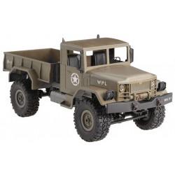 4x4 army truck 2.4ghz 1/16 (div. kleurtinten)