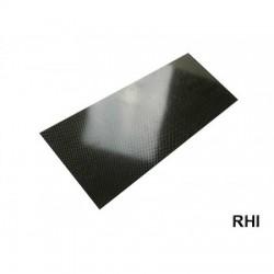carbon plaat 1,5mm 300x170mm