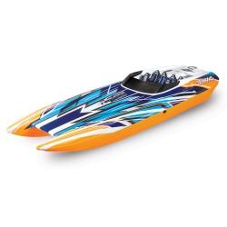 (ORIG.TRX NR!) RTS speedboot DCB M41 CATAMARAN