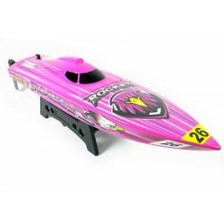 RTS snelle brushless speedboot 550mm 55km/h!