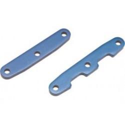 Traxxas TRX6823 Alu bulkhead tie bars slash4x4