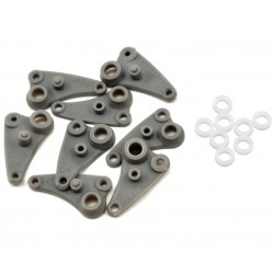 Rocker arm set, progressive-2/ plastic bushings (8)