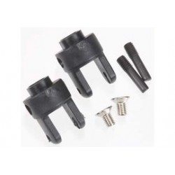 Traxxas TRX4628R diff output yokes black