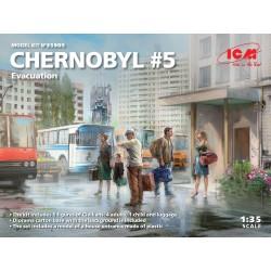 CHERNOBYL 5 EVACUATION 1/35