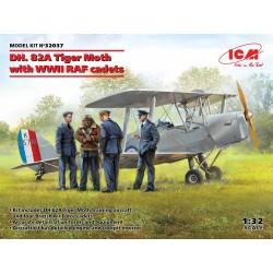 DH.82A TIGER MOTH WII 1/32