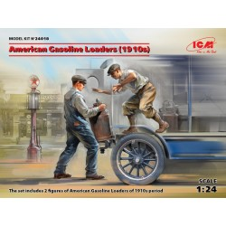 AMERICAN GASOLINE LOADERS 1910 1/24