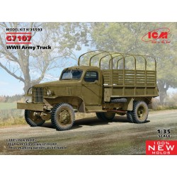 G7107 WWII ARMY TRUCK 1/35