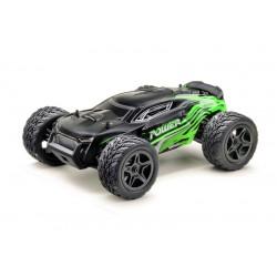 RTRe 1/14 R/C Truggy black/green 4WD