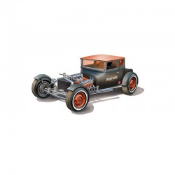 1925 FORD MODEL T CHOPPED 1/25