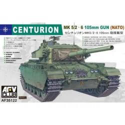 CENTURION MK5/2 105MM NATO 1/35