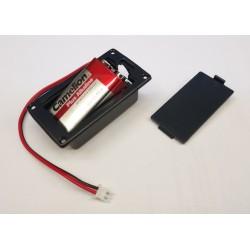 batterijhouder 9v blokje