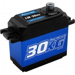 Dig. HV servo 30kg 0.14s/60 40.5x20.5x39.3mm 4.8-7.2V