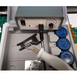 Plastic reparatieset / stroomtrafo