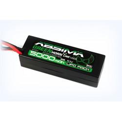 3S lipo accu 11.1V 5000mAh 50C hardcase T-plug